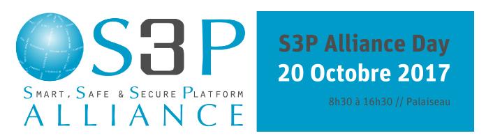 S3P logo